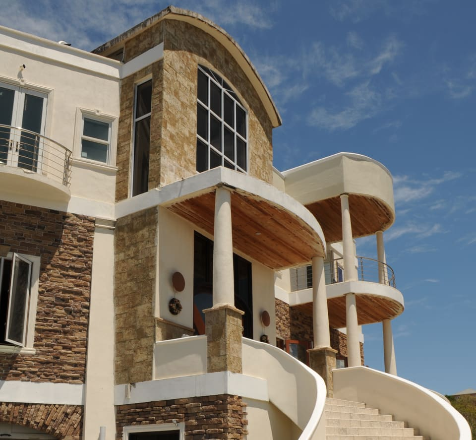 Solid Stone & Concrete Construction