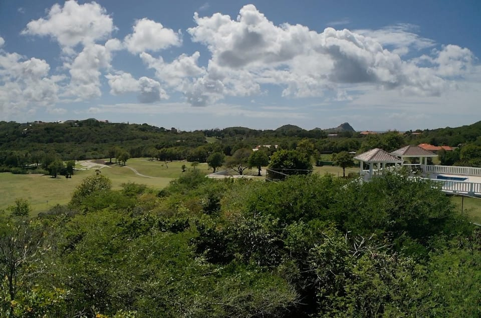 Views of the Golf Course and Countryside