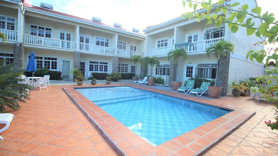 Communal Pool Area