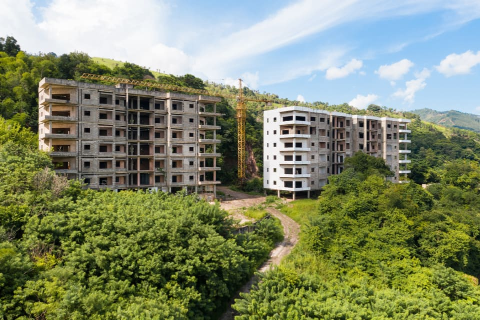 Hevron Heights Towers - Apartment Building - Property for Sale in Trinidad  - Terra Caribbean