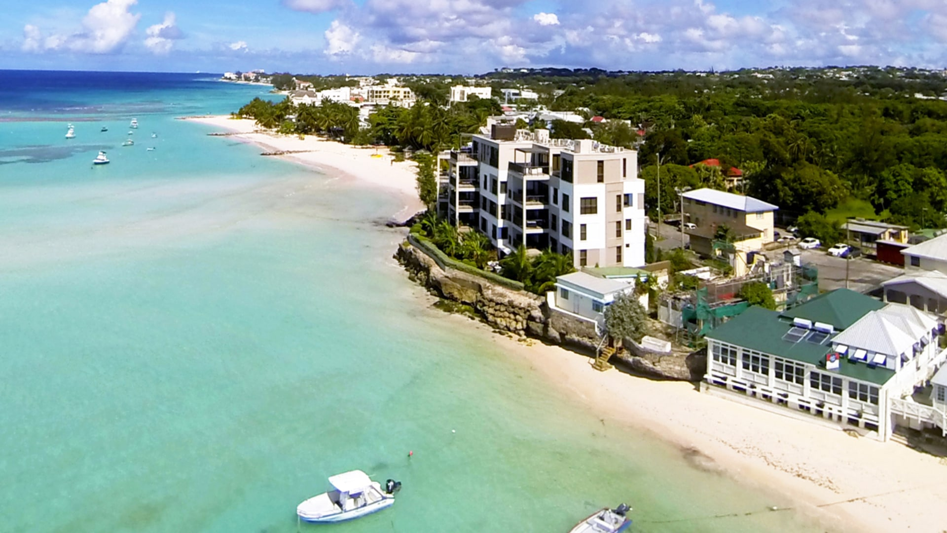 Ocean Reef 201 Apartment Barbados Real Estate