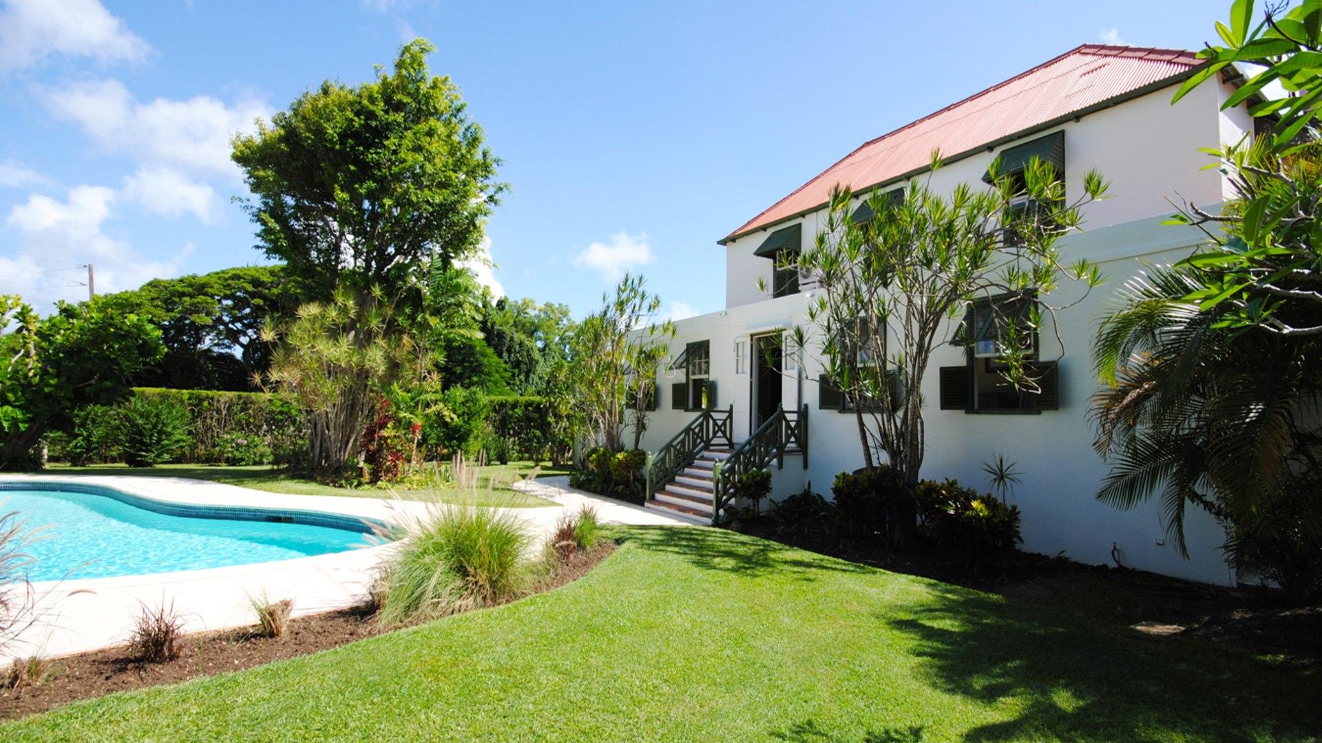 Lion Castle Plantation House • Plantation House • Barbados ...