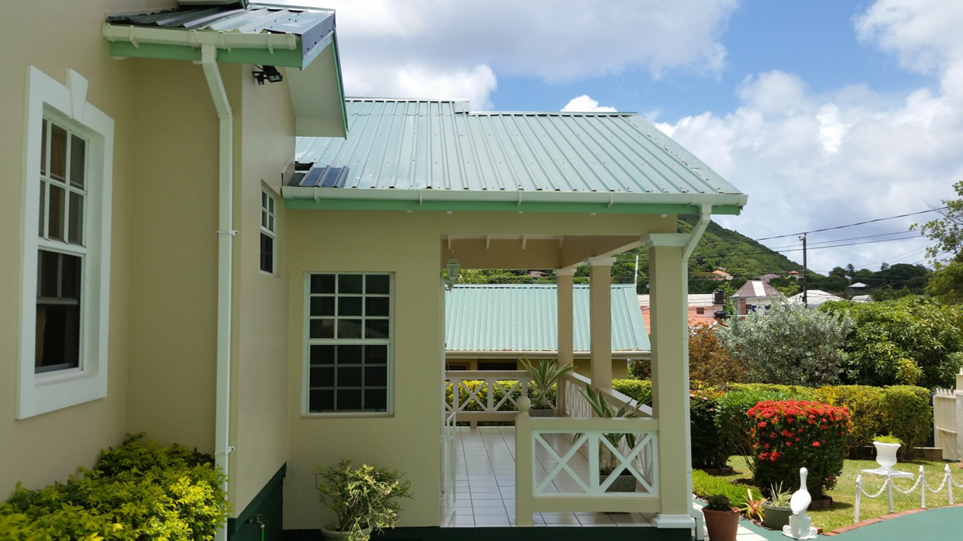 Orchard Park House House St Lucia Real Estate