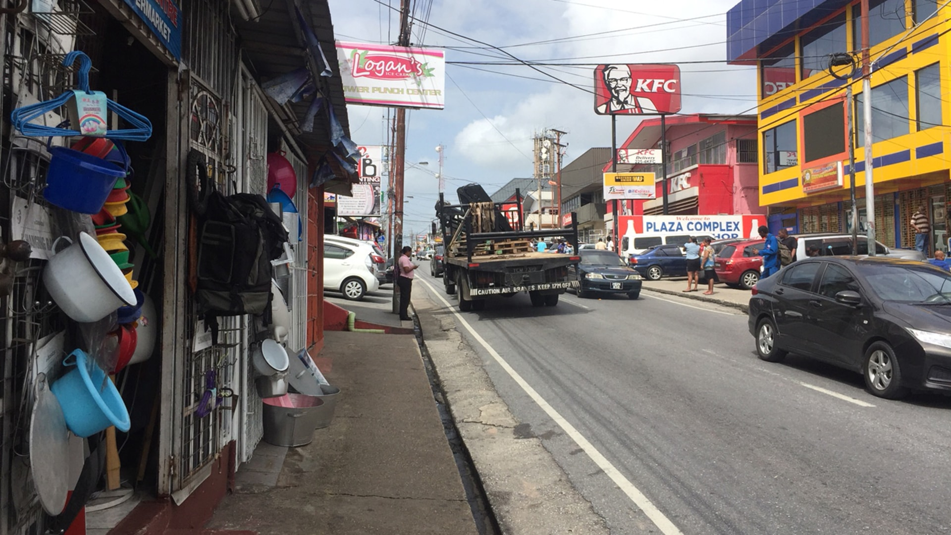 High Street 58 Retail Trinidad Real Estate Amp Property