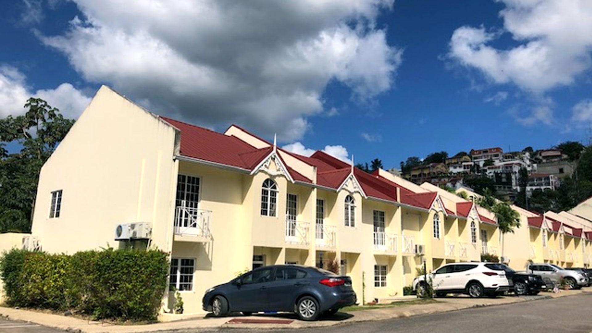 Pomme Rose Gardens 16 Townhouse Trinidad Real Estate