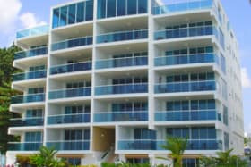 LUXURY BARBADOS APARTMENT BUILDING