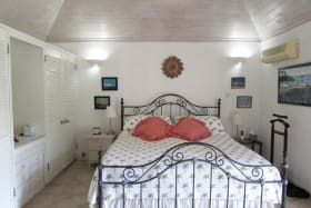 Large Master Suite With Patio