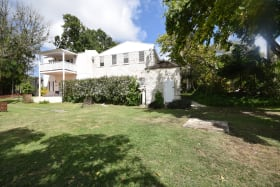 West Elevation - One Bedroom Villa