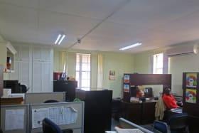 Large open plan office area