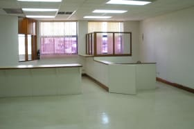 Large office space