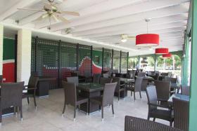 Restaurant on Main Floor