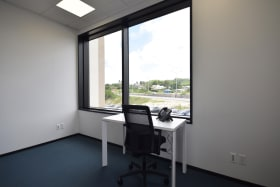 Outer office