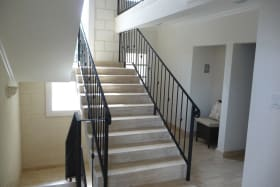 Stairs leading to Additional Living Area Downstairs