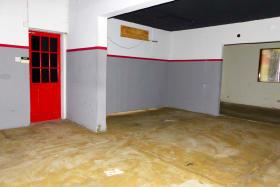 Open area
