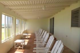 Enclosed Verandah in Main House