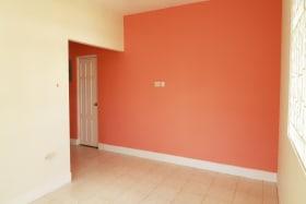 Master bedroom with walk-in closet and en-suite