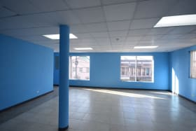 First floor office space overlooking Roebuck Street