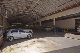 Plaza Centrale Parking area