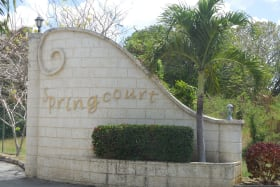 Entrance to Springcourt