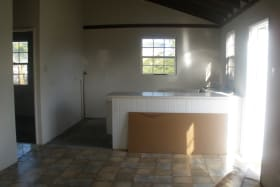 View of Dining & Kitchen area