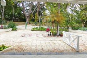 Communal Garden with Gazebo