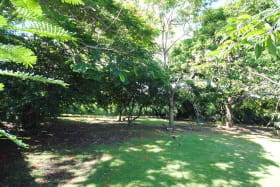 Expansive gardens and lawns