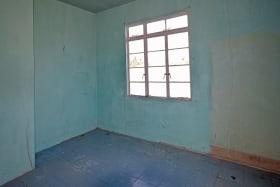 Bedroom in smaller house