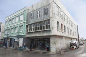 Nile house immediately adjacent to property