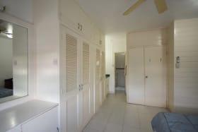 Cupboard space in Master Bedroom