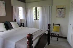 Guest Bedroom 1 - Built-in Closets