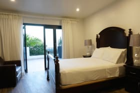 Another ground floor bedroom suite
