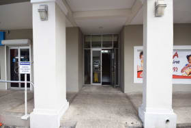 Private access to office space