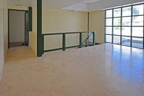 First floor entryway