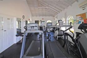 Gym at Millennium Heights