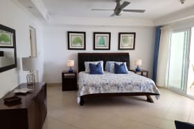Spacious Master bedroom that flows onto the large patio