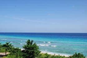 Calm Caribbean Sea