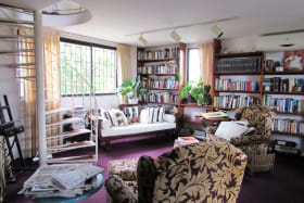 Library/Family Room