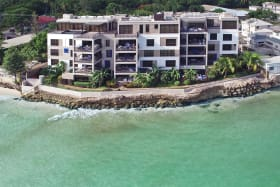 Arial View of Ocean Reef Condominium Complex