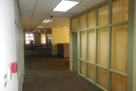 Second floor corridor / office area