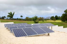 Photo-voltaic panels