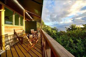 Eco-Friendly Cottage Resort