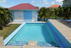 Back Garden & Pool Area