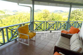 Balcony- Ideal for relaxing while enjoying the view