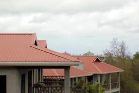 Aluminium Metal Roofing