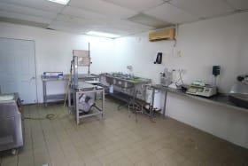Processing Room