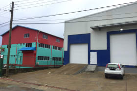 Fully Serviced Warehouse