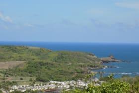 Views Over Cotton Bay and Cas-en-Bas