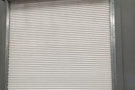 Secure Metal Doors