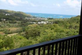 Balcony View to Northeast Coast