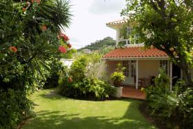 Back Patio and Garden